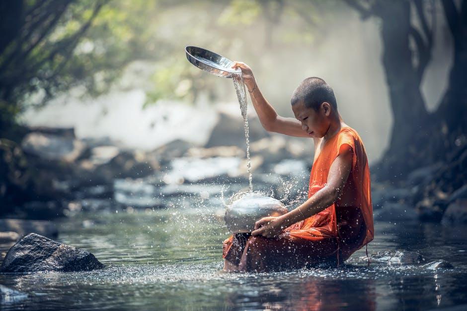 sreća u budizmu